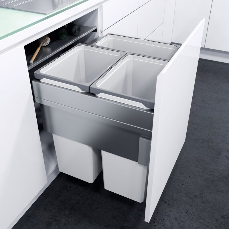 Oeko XX Liner For Cabinet Pull Out Trash Can