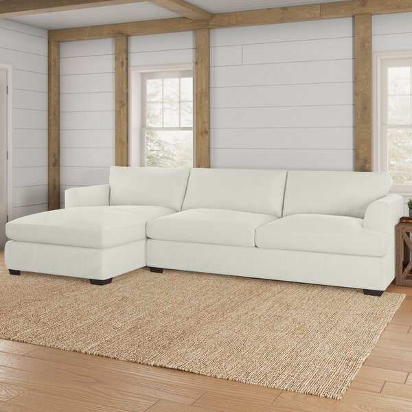 Renville Stationary Sectional by Highland Dunes