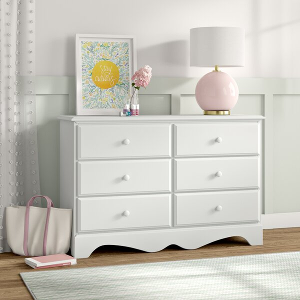 Sikorsky 6 Drawer Dresser by Grovelane Teen