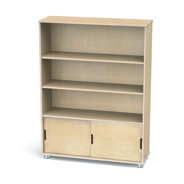 TrueModern Three-Shelf 48 Bookcase by Jonti-Craft