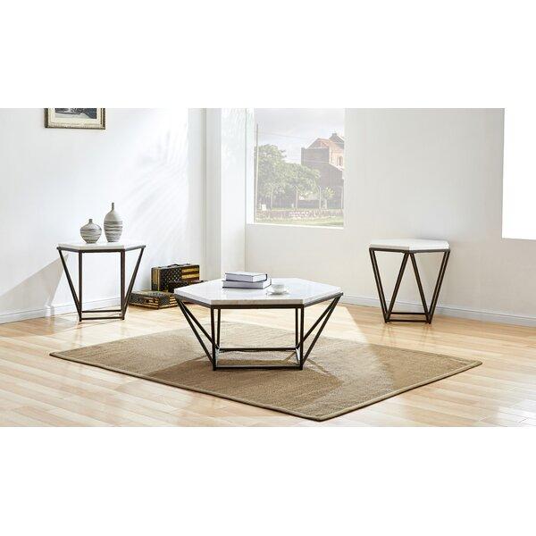 Esopus 3 Piece Coffee Table Set by Brayden Studio Brayden Studio