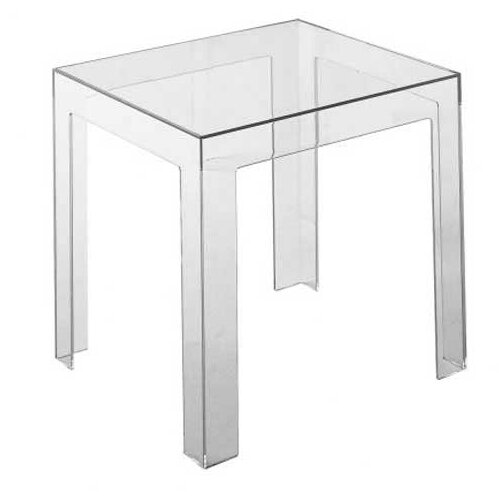 Kartell Ghost  Side Table by Kartell