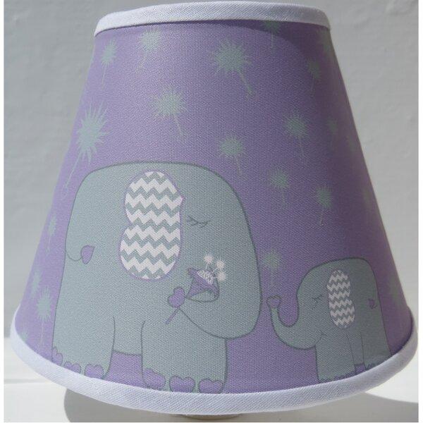 Dandelion Elephant Night Light by Presto Chango Decor