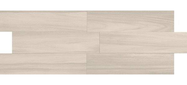 Acacia Valley 6 x 36 Porcelain Wood Look Tile in Ash by Daltile