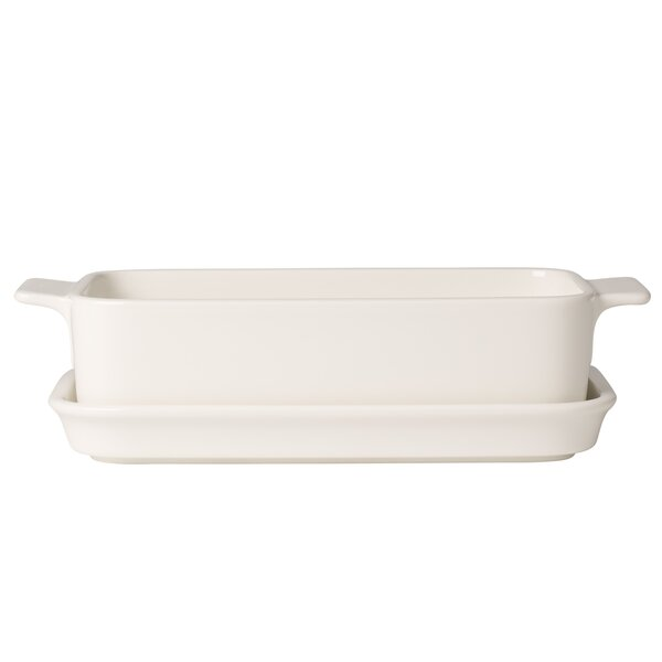 Pasta Passion Lasagne Plate for 1 person by Villeroy & Boch