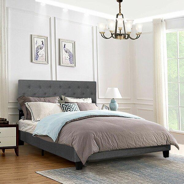 Boxford Upholstered Platform Bed by Red Barrel Studio