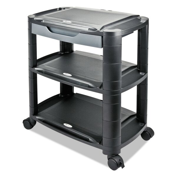 3-in-1 Storage Cart and Stand by Alera®