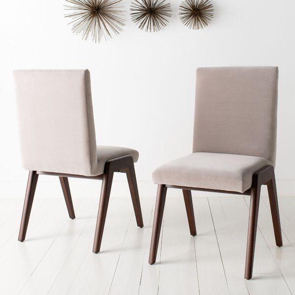 Bricker Upholstered Dining Chair (Set of 2) by Corrigan Studio
