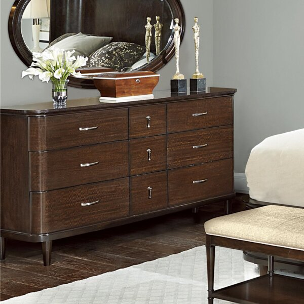 Cadence Nico 9 Drawer Dresser by Fine Furniture Design