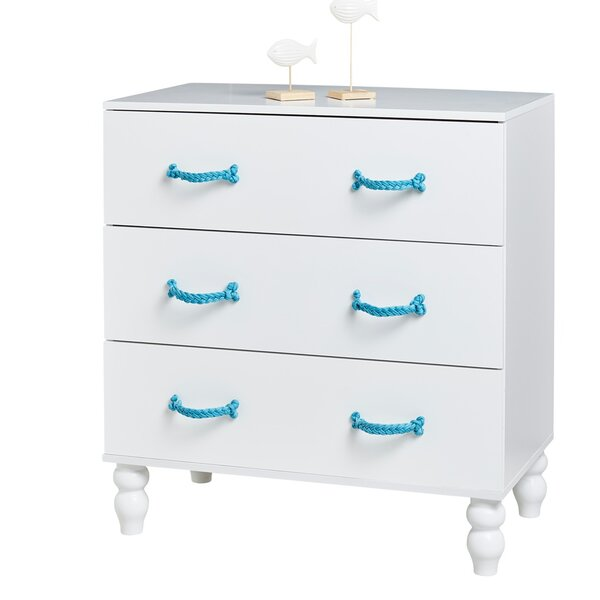 Cord 3 Drawer Chest by Phoenix Group AG
