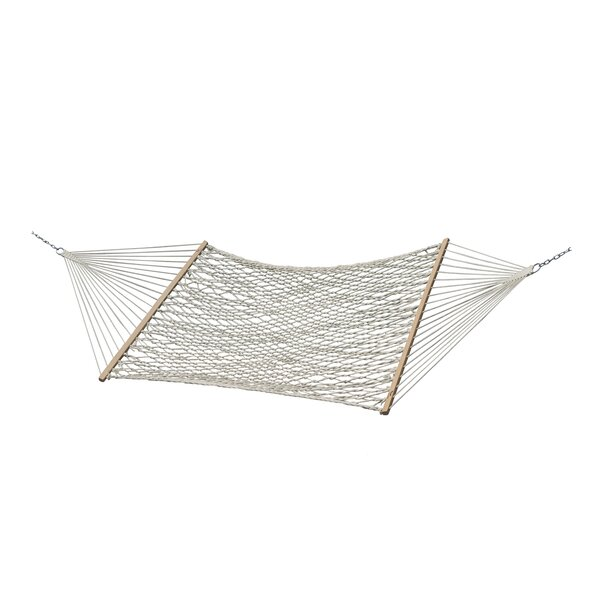 Alexis Cotton Rope Two Person Tree Hammock by Freeport Park Freeport Park