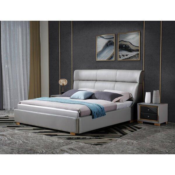 Maryn Upholstered Platform Bed by Orren Ellis