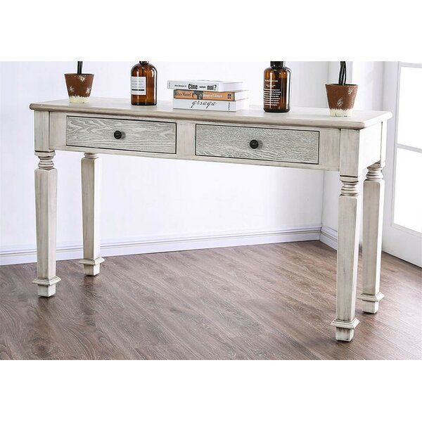 Review Christa Console Table