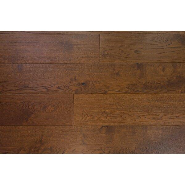 Berlin 7-1/2 Engineered Oak Hardwood Flooring in Talaya European White by Branton Flooring Collection
