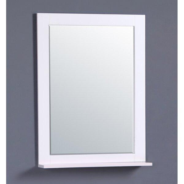 Prestwick Traditional Bathroom / Vanity Wall Mirror by Breakwater Bay