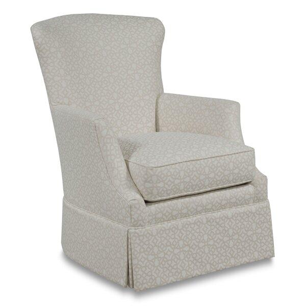 Lindsey Swivel Armchair by Fairfield Chair
