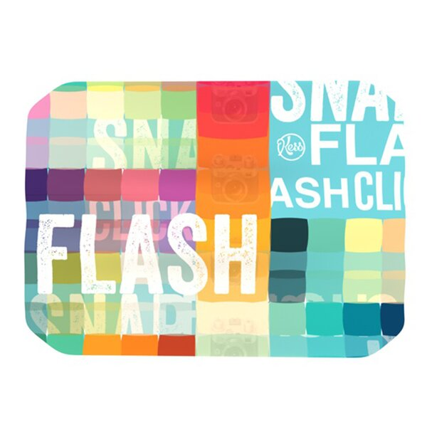 Flash Placemat by KESS InHouse