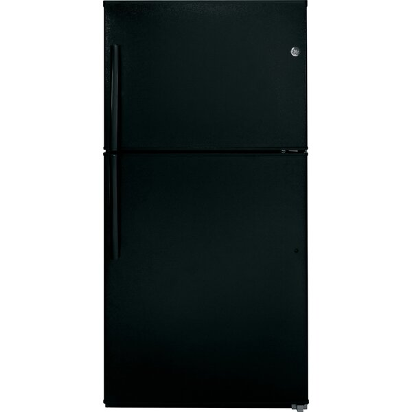 21.2 cu. ft. Energy Star® Top-Freezer Refrigerator by GE Appliances