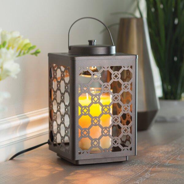 Garden Candle Warmer Lantern by Charlton Home