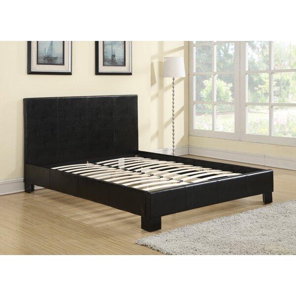 Hiebert Upholstered Platform Bed by Latitude Run
