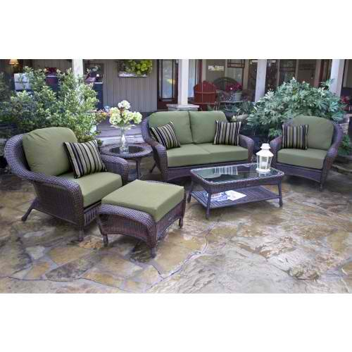 Turbeville 6 Conversation Sofa Set with Cushions by Darby Home Co Darby Home Co