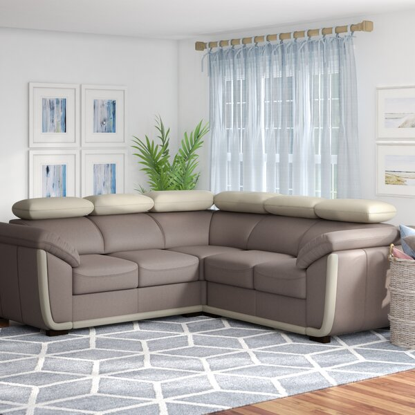 South Loop Sleeper Sectional by Red Barrel Studio