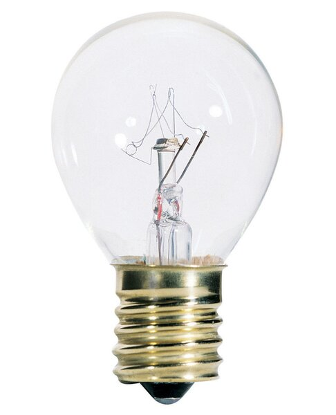 10W E17 Dimmable Incandescent Edison Light Bulb by Westinghouse Lighting