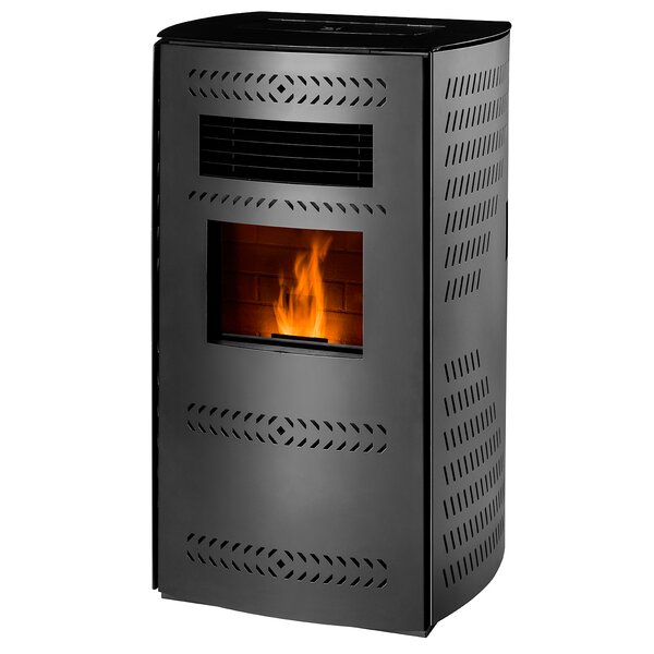 Imperial Direct Vent Wood Pellets Stove By England's Stove Works