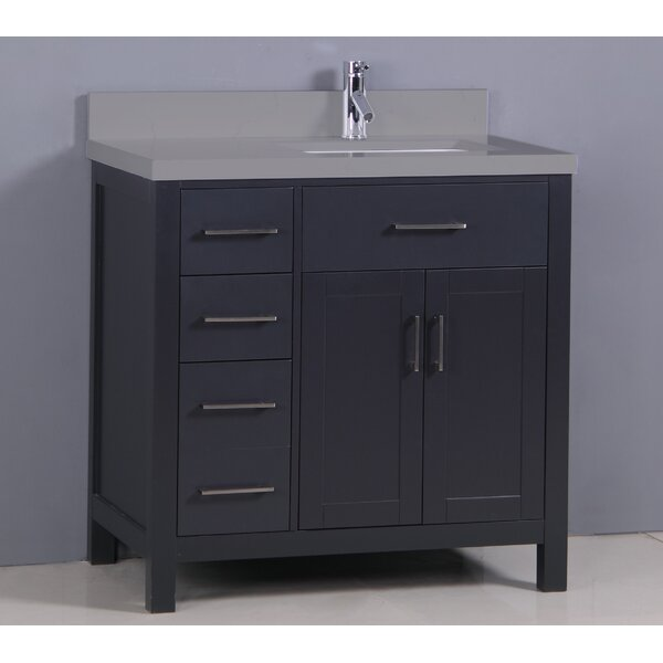 Flannery 36 Single Bathroom Vanity Set by Ebern Designs