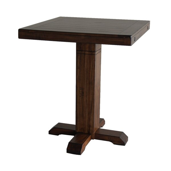 Midvale Adjustable Pub Table by Loon Peak