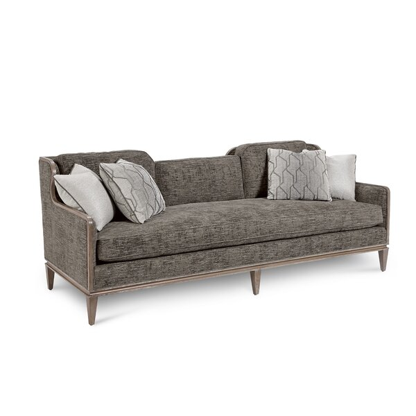 Alvina Back Sofa by Gracie Oaks