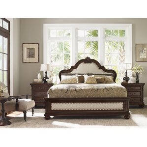 Kilimanjaro Barcelona Panel Configurable Bedroom Set by Tommy Bahama Home