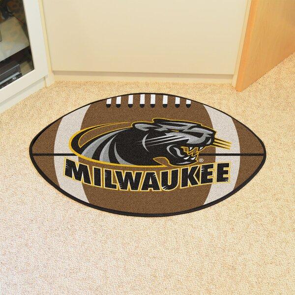 University of Wisconsin-Milwaukee Doormat by FANMATS