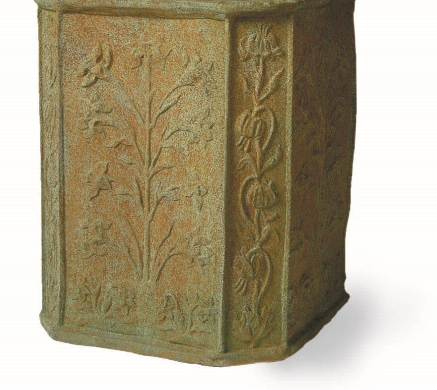 Cowell Fiberglass Planter Box