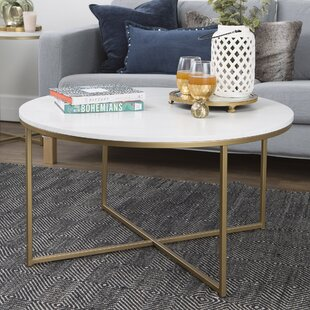 Online Reviews Wasser Coffee Table By Mistana
