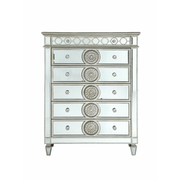 Montana 6 Drawer Chest by Rosdorf Park