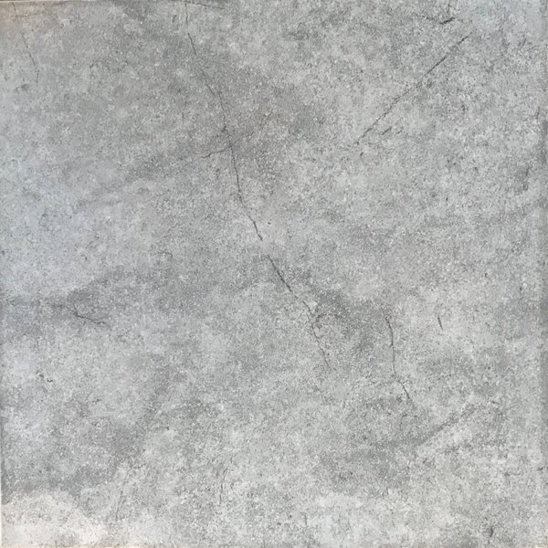 12 x 12 Ceramic Field Tile in Gray by Travis Tile Sales