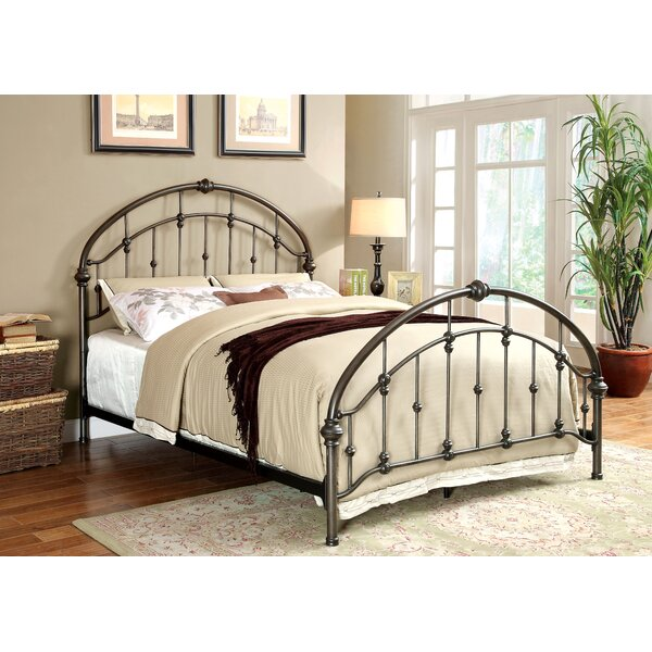 Agatha Standard Bed by Hokku Designs
