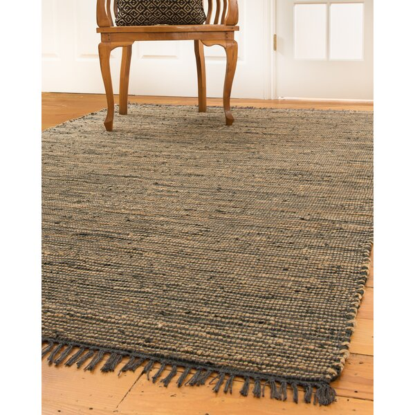Maven Hand-Loomed Brown/Beige Area Rug by Natural Area Rugs