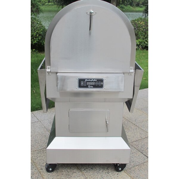 Wood Pellet Pizza Oven by Tretco