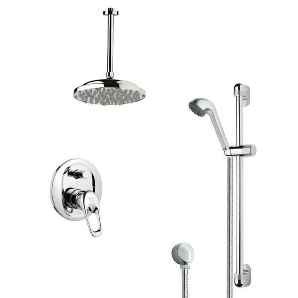 Rendino Pressure Balance Shower Faucet by Remer by Nameek's Remer by Nameek's