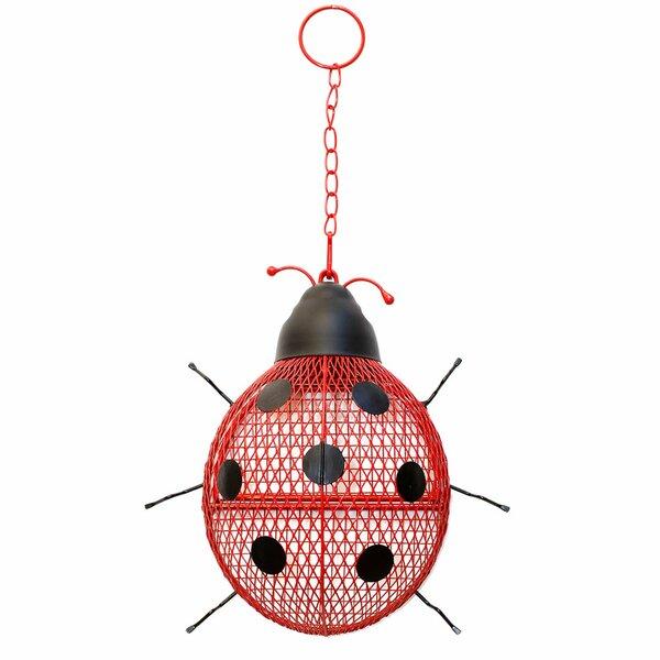 Ladybug Mesh Wild Bird Feeder by Perky Pet