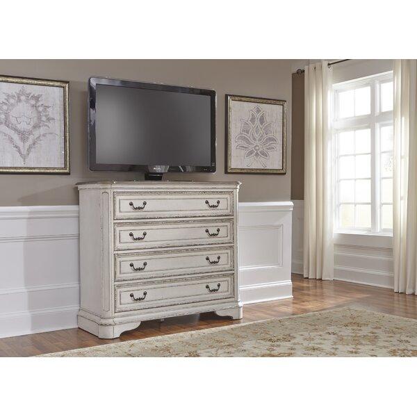 Treport 4 Drawer Dresser by One Allium Way