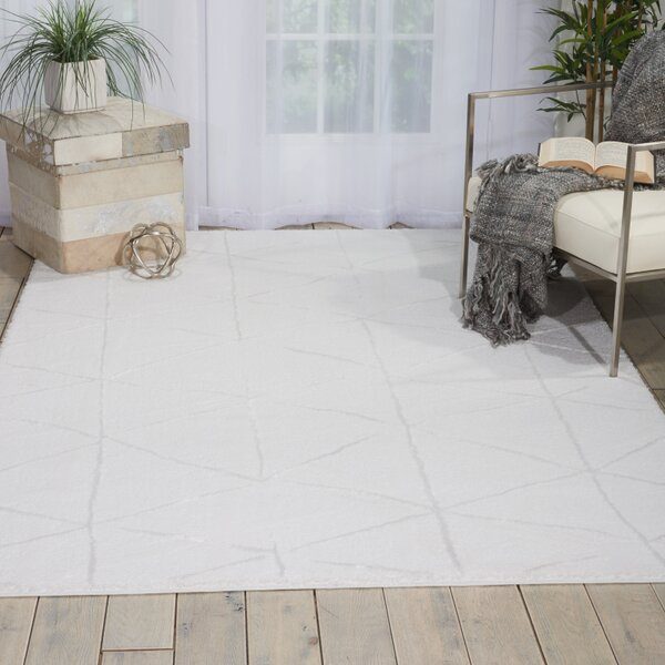 Kelsi Ivory Area Rug by Kathy Ireland Home
