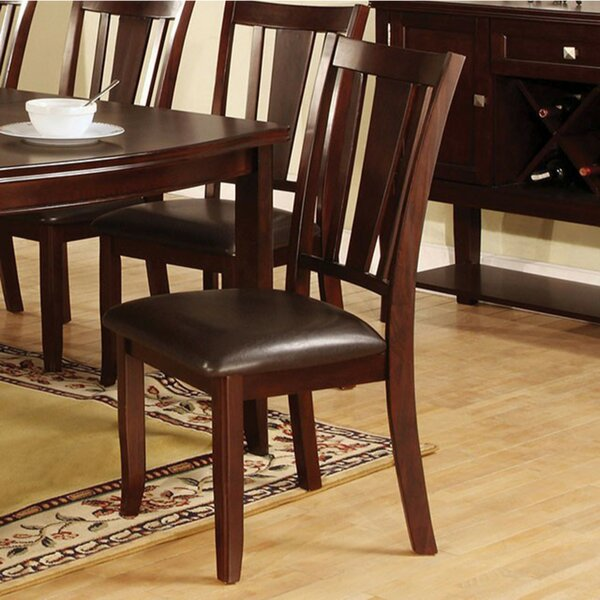 Carden Solid Wood Side Chair (Set of 2) by Alcott Hill