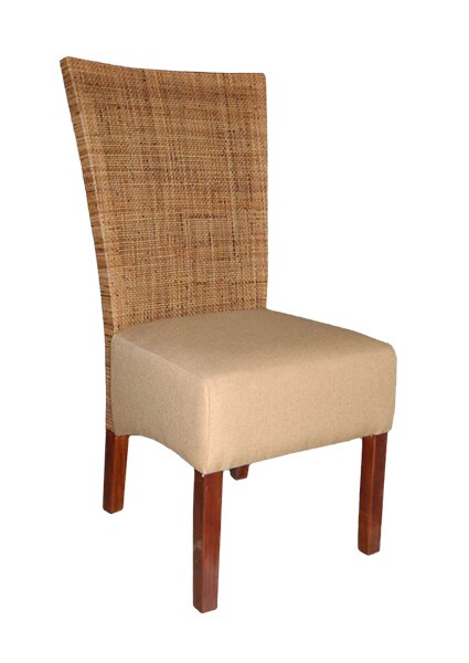 Oriana Upholstered Dining Chair (Set of 2) by Bay Isle Home