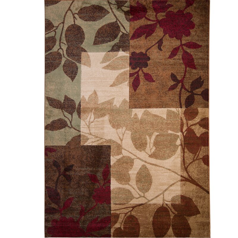 Leaf Area Rug Rugs Ideas