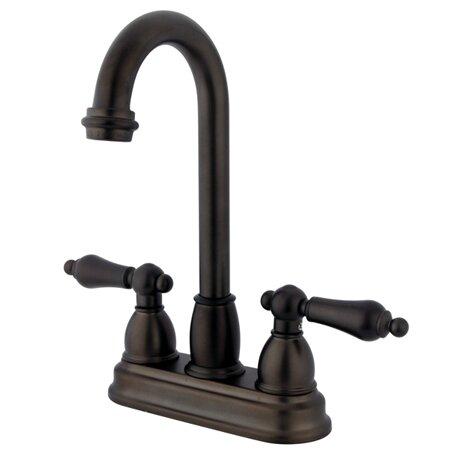 Restoration Bar Faucet by Kingston Brass