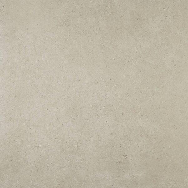 Haut Monde 24 x 24 Porcelain Field Tile in Nobility Cream by Daltile
