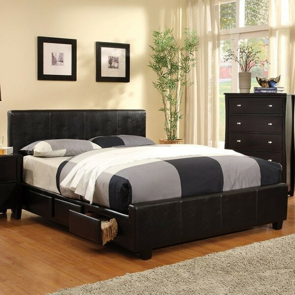 Itzhak Upholstered Storage Platform Bed by Latitude Run